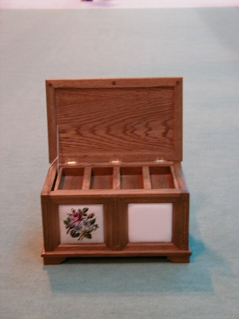 Chester Sewing Box