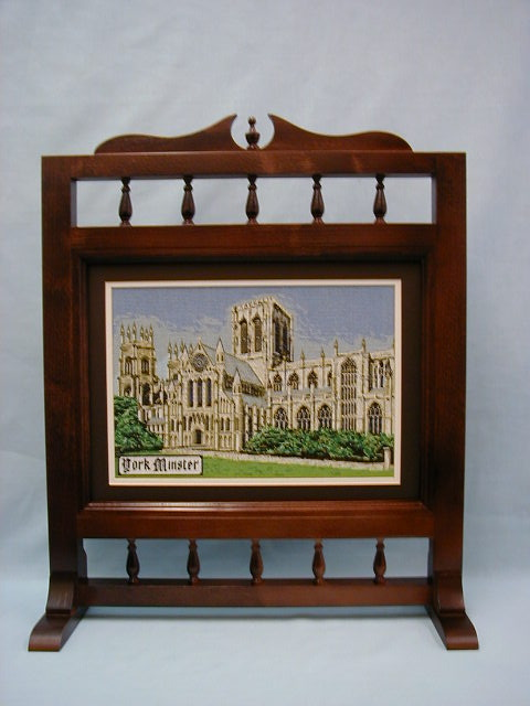 Minster Firescreen