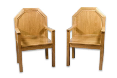 Minster's Chairs